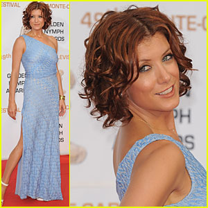 Kate Walsh Gets Monaco Magnificent