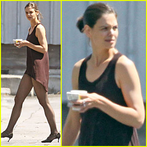 Katie Holmes Tapes SYTYCD Segment?