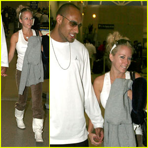 Kendra Wilkinson & Hank Baskett: Newlyweds!