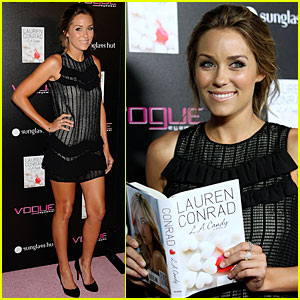 Lauren Conrad: Book Launch Party!