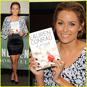 Lauren Conrad Loves LA Candy