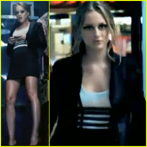 Leighton Meester: 'Good Girls Go Bad' Music Video!
