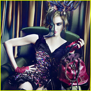 Madonna: New Louis Vuitton Ads!