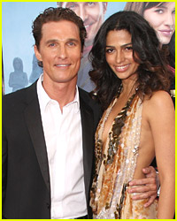 Matthew McConaughey Expecting Second Baby!