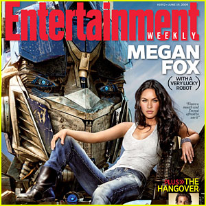 Megan Fox Covers Entertainment Weekly