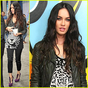 Megan Fox is Fuse Fierce