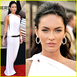Megan Fox Looks Toga Terrific