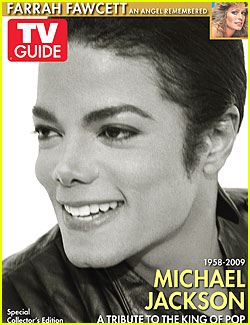 Michael Jackson Covers TV Guide