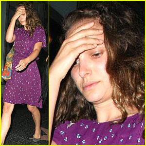 Natalie Portman Gets Awkward at ArcLight