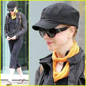 Nicole Kidman To Hit 2009 Tony Awards