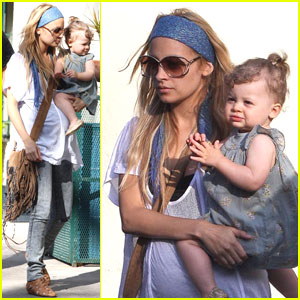 Nicole Richie is Focused On Family