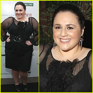 Nikki Blonsky: Three Cheers for Chéri!