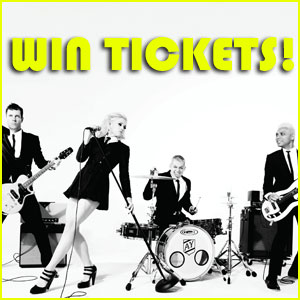 No Doubt Concert Ticket Giveaway!