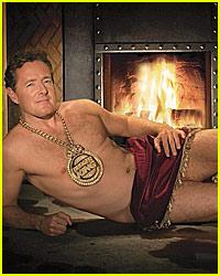 Piers Morgan: Buck Naked For Burger King