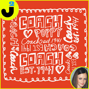 Join Coach and Just Jared to 'Party With Poppy'