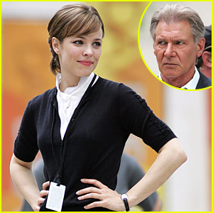 Rachel McAdams is Harrison Ford's Morning Glory