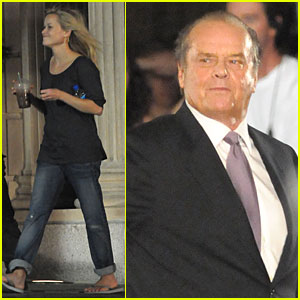 Reese Witherspoon & Jack Nicholson Team Up