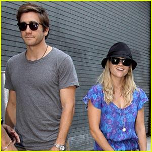 Jake Gyllenhaal & Reese Witherspoon: Marni Mates