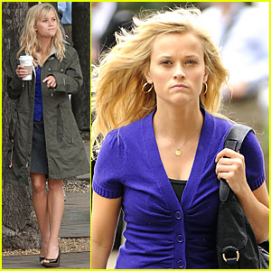 Reese Witherspoon is a Pharm Girl