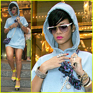 Rihanna Trumps Them All