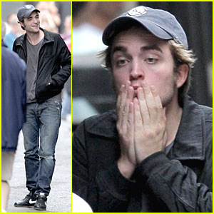 Robert Pattinson: Don't You Remember Me?