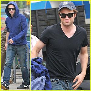 Robert Pattinson: It's Another Vamp-Off