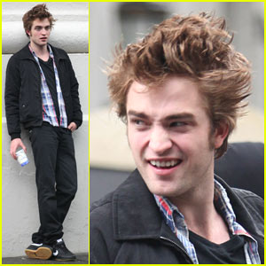 Robert Pattinson is Tyler Roth