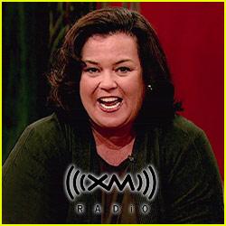 Rosie O'Donnell Scores Radio Show