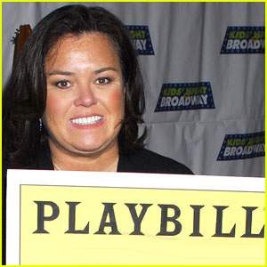 Rosie O'Donnell Brings Babes To Broadway
