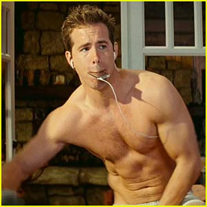 Ryan Reynolds Naked = Big Box Office