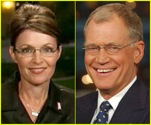Sarah Palin To David Letterman: Say Sorry!