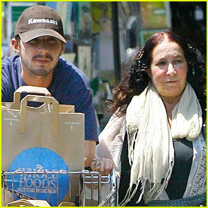 Shia LaBeouf: My Mom Is Fly As Hell
