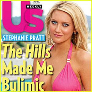 Stephanie Pratt Battles Her Demons