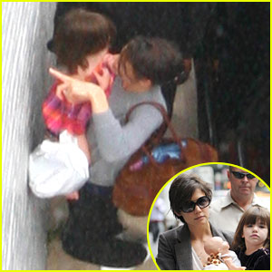 Suri Cruise: Point the Way, Ma!