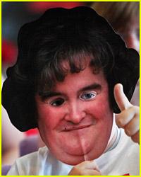 Susan Boyle Checks Into A London Clinic
