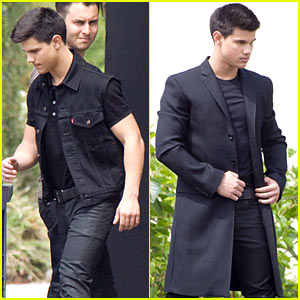 Taylor Lautner: Interview Magazine Photo Shoot!