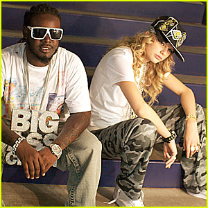 Taylor Swift & T-Pain: Duet Partners!