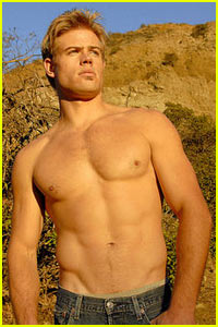 Trevor jackson shirtless