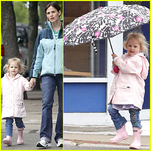 Violet Affleck: You Can Stand Under My Umbrella