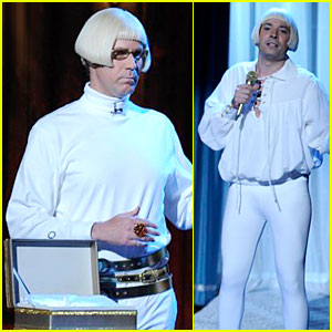 Will Ferrell & Jimmy Fallon: Spandex Sexy