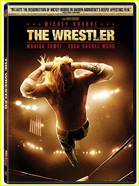 'The Wrestler' DVD Giveaway!