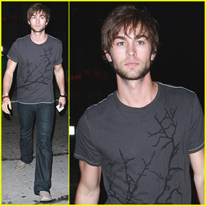 Zac Efron: Ecstatic For Chace Crawford!