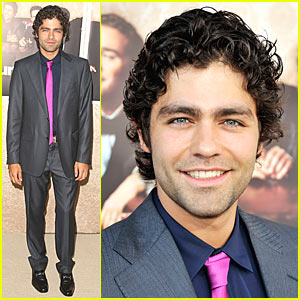 Adrian Grenier is Ferragamo Fierce