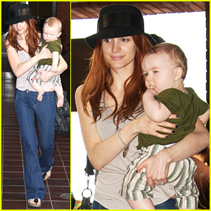 Ashlee Simpson: Baby Play Date