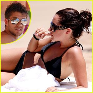 Ashley Tisdale is a Bikini Babe