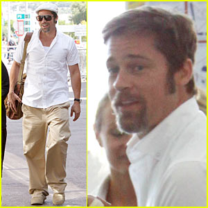 Brad Pitt is a Marseille Man