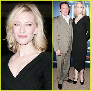 Cate Blanchett is a Helpmann Heroine