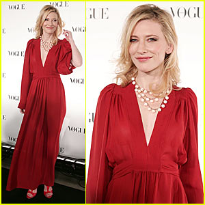 Cate Blanchett: Happy 50th, Vogue Australia!
