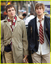 Chace Crawford: No Longer Roommates With Ed Westwick