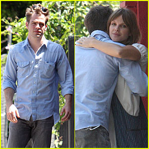 Chris Pine & Beau Garrett: Dating Again?
